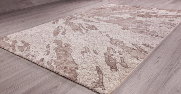 килим талас 0302 пясъчен беж/карамел